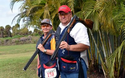 Elite Shotguns Would Like to Welcome Team Kolar Members Malcolm and Melanie Parker to The Team Elite Family!