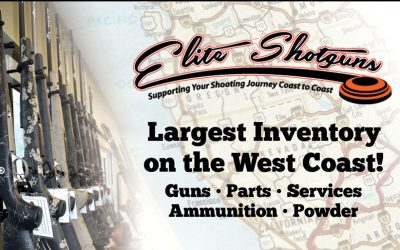 Announcing Elite Shotguns West – Largest Shotgun Inventory on the West Coast!